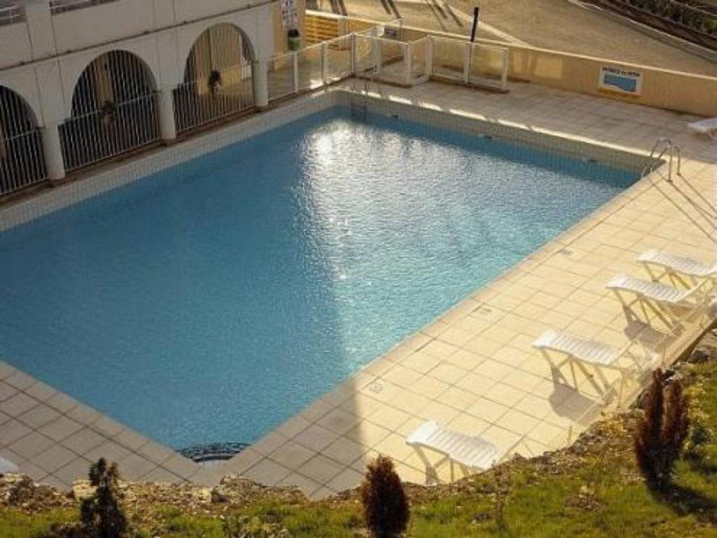 Swimming pool Résidence Mer & Golf Soko-Eder