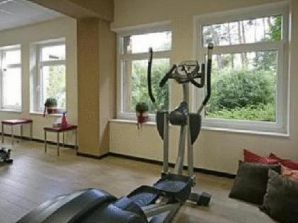 Fitness center Romantik Hotel Aselager Mühle