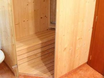 Executive Suite with Sauna