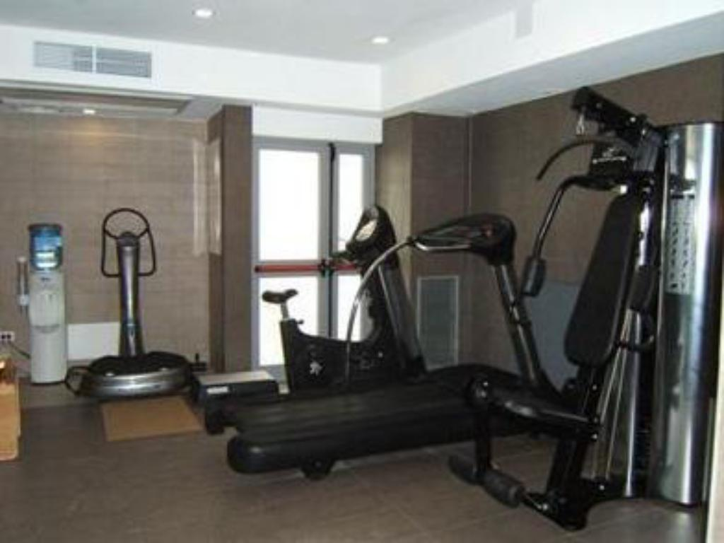Fitness center Sea Lion Hotel