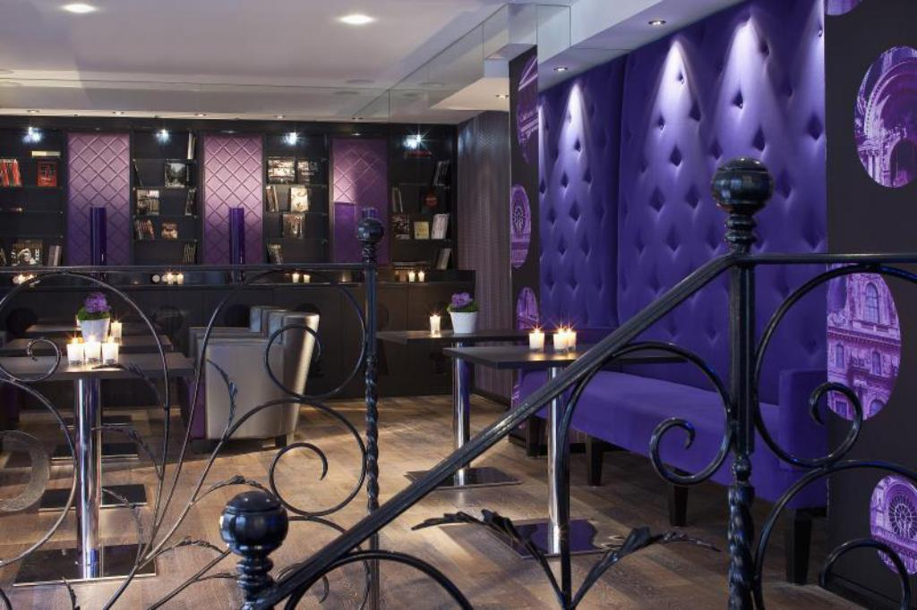 Best price on secret de paris design boutique hotel in for Secret design paris
