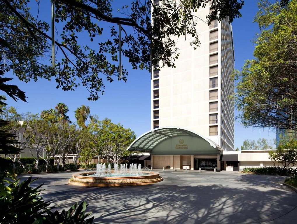 Best price on sheraton universal hotel in los angeles ca for Hotels 90028