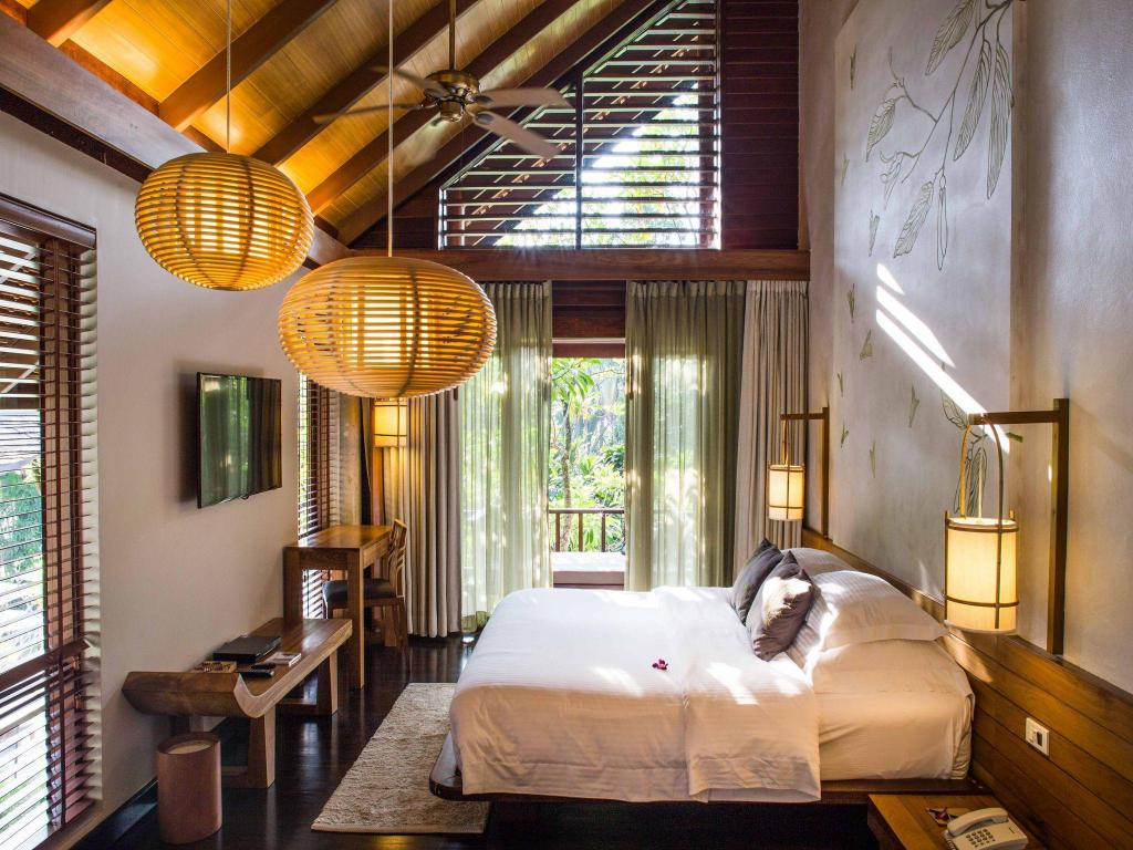 Chambre Deluxe - Lit The Tubkaak Krabi Boutique Resort