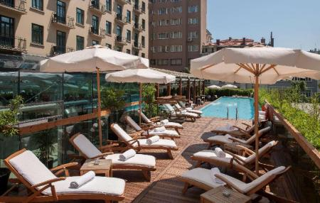Swimming pool [outdoor] Park Hyatt Istanbul - Macka Palas