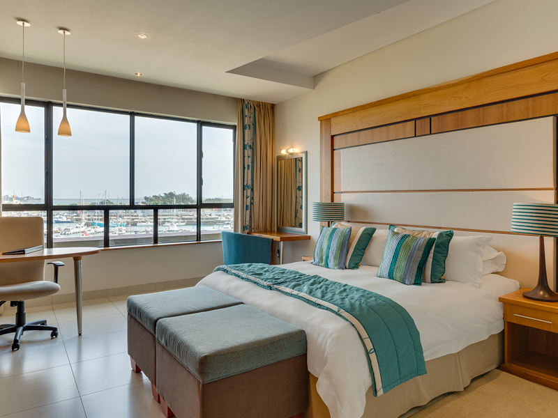 Guest room, 1 King or 2 Twin/Single Bed(s), Sea facing view