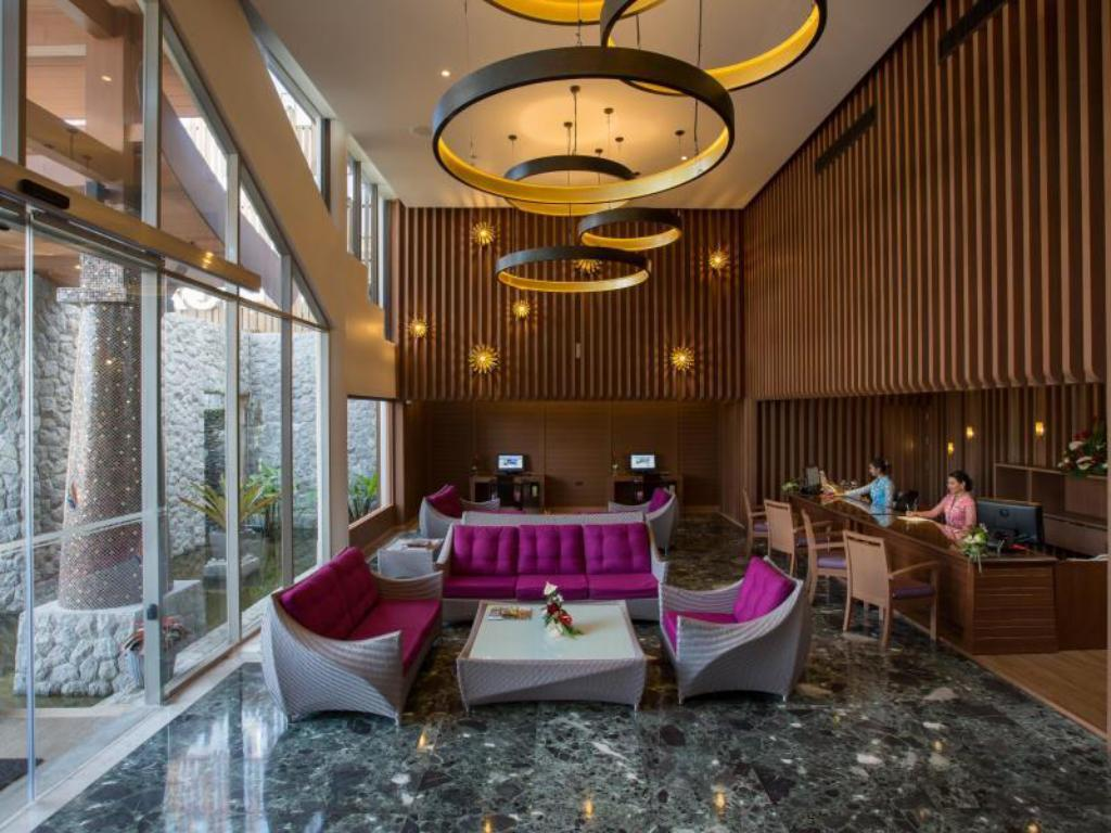 Lobby Beyond Resort Karon – Adults Only