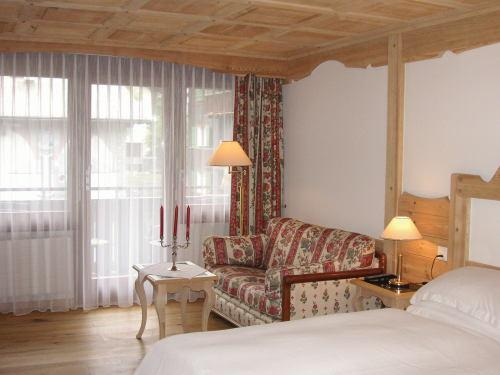 Doppia Vista Cervino (Double Room with Matterhorn View)