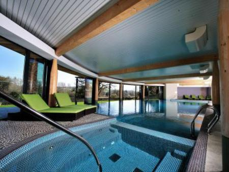 Schwimmbad The Cornwall Hotel Spa & Lodges