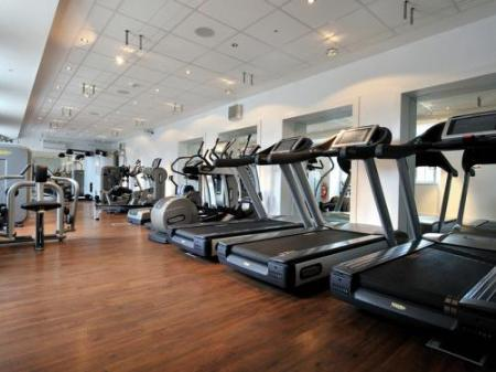 Fitnesscenter The Cornwall Hotel Spa & Lodges