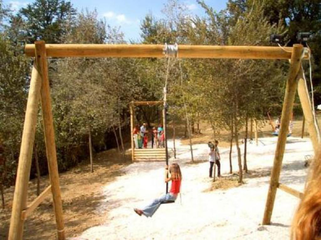 Playground Valle Dell'Aquila Country House