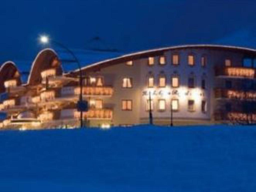 Vista exterior Wellness Refugium & Resort Hotel Alpin Royal