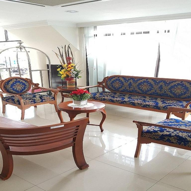 Interior view Hotel MyAngkasa Akademi & Resort
