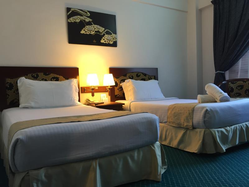 Best Price On Hotel Seri Malaysia Melaka In Malacca Reviews