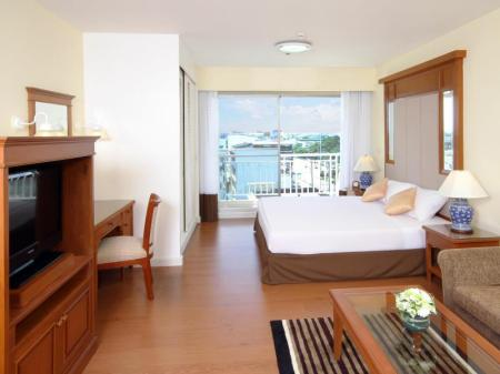 Studio Suite Kameo Grand Hotel & Serviced Apartments - Rayong