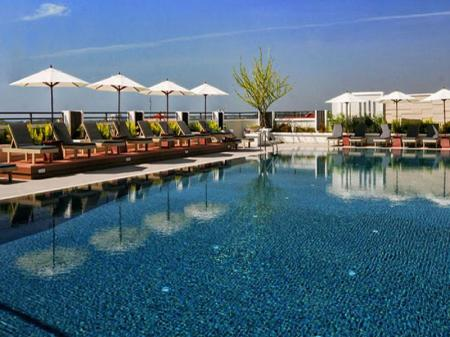 Swimming pool [outdoor] Kameo Grand Hotel & Serviced Apartments - Rayong