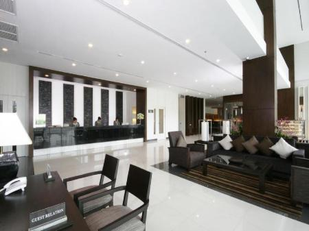 Lobby Kameo Grand Hotel & Serviced Apartments - Rayong
