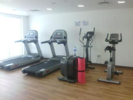 Fitness center Accomodation for Backpackers