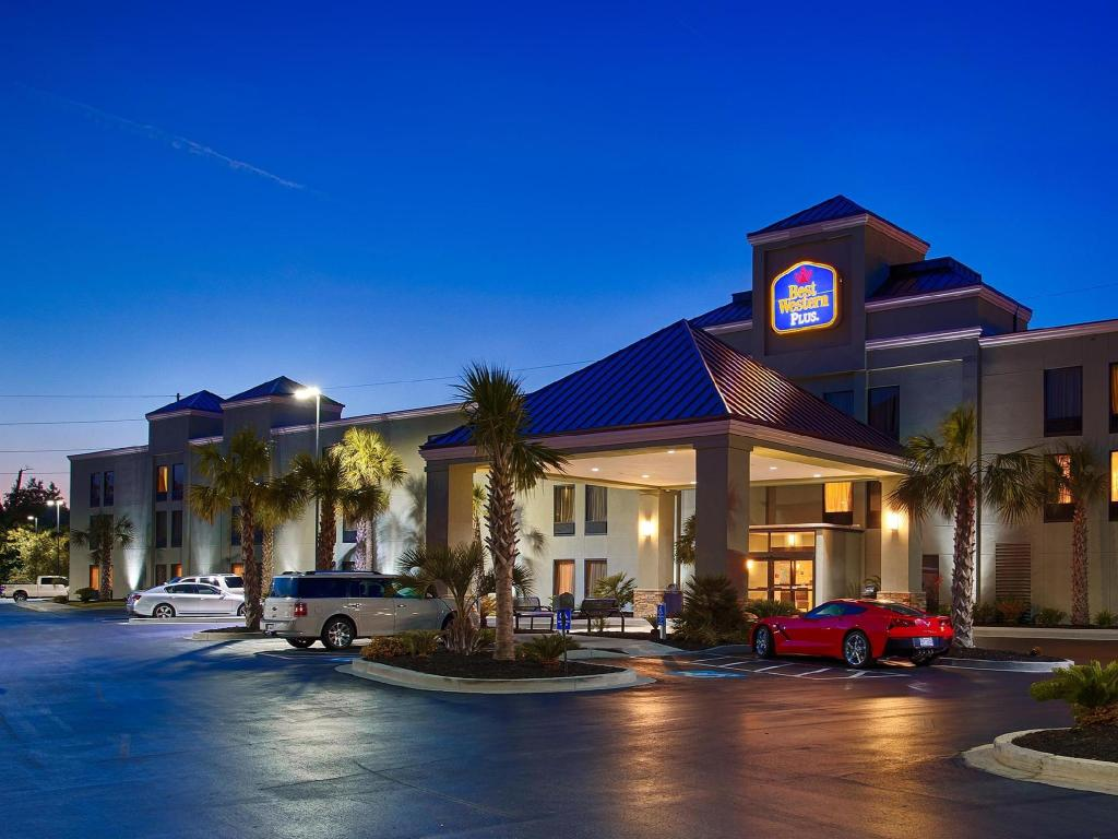 More About Best Western Plus Myrtle Beach Hotel
