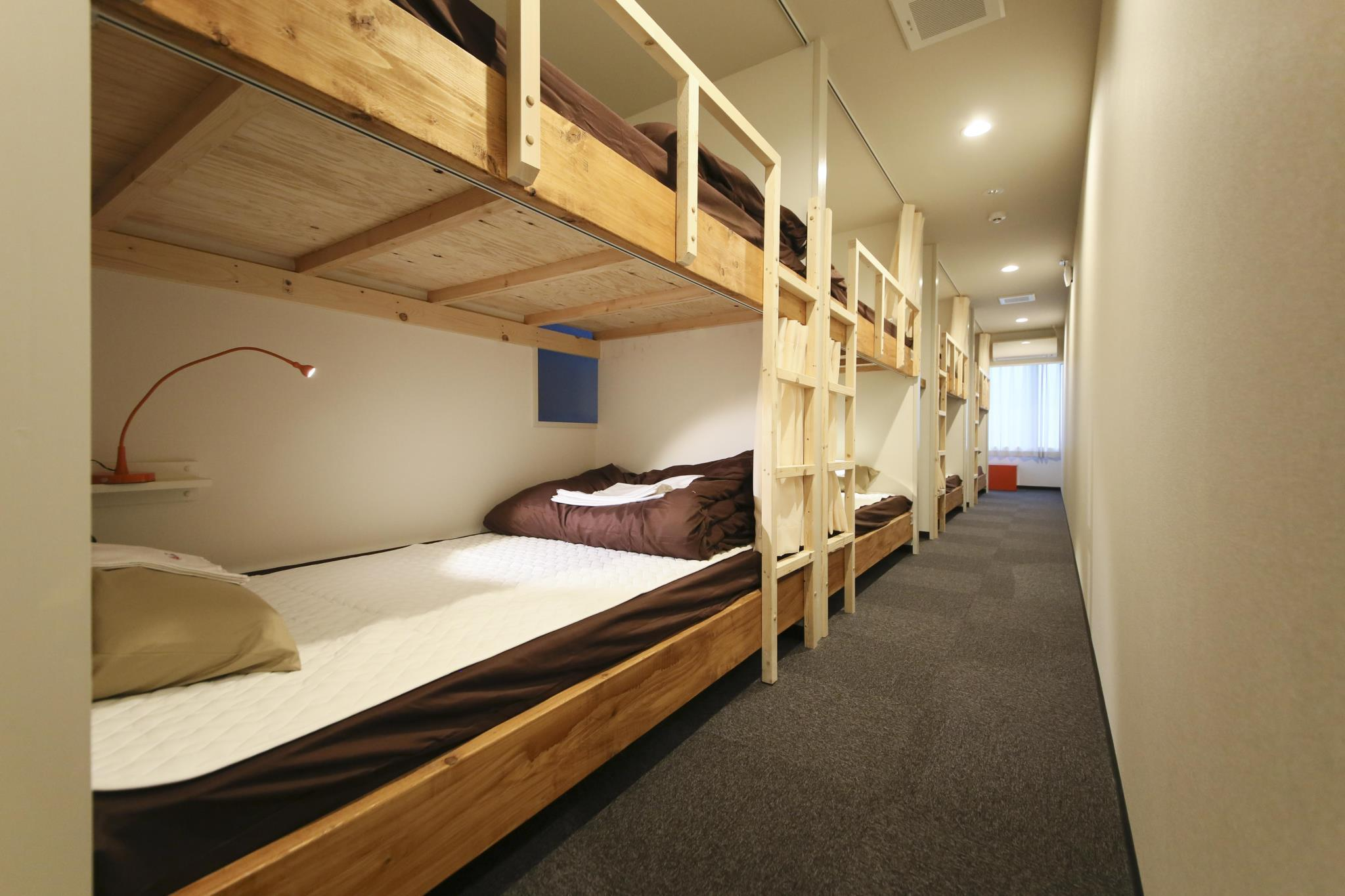 Mixed Dormitory For 2-Bed