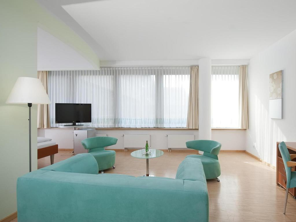 Interno INNSIDE by Melia Munich Neue Messe