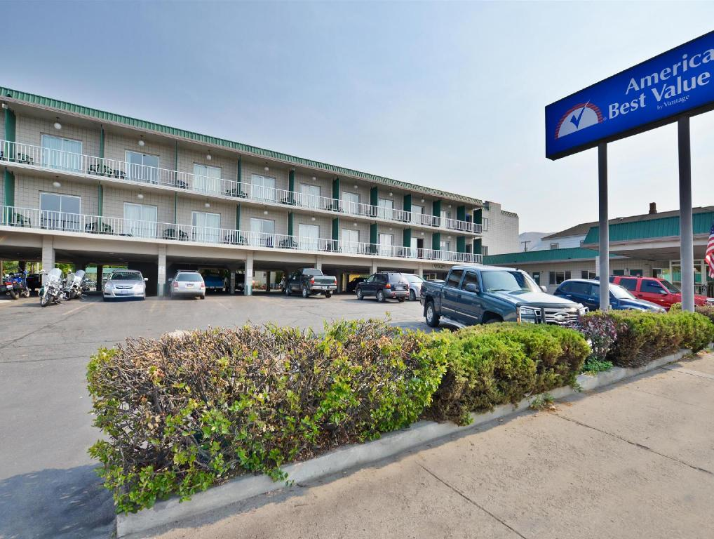 Americas Best Value Inn Missoula