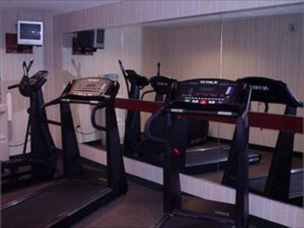 fitness centrum Parkway Hotel Saint Louis