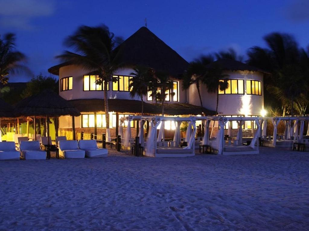 sandos caracol eco resort spa all inclusive in playa. Black Bedroom Furniture Sets. Home Design Ideas