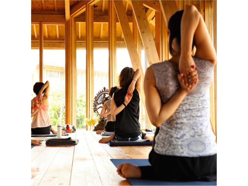kSaNa Yoga 石垣島(ヨガリトリートヴィレッジ,クシャナ) (kSaNa Yoga Ishigaki(Yoga Retreat Village,kSaNa))