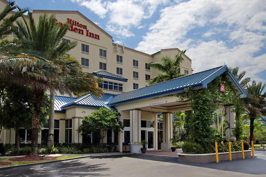 More about Hilton Garden Inn Miami Airport West