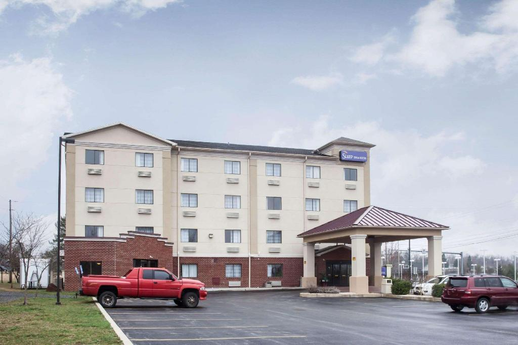 More about Sleep Inn and Suites Gettysburg