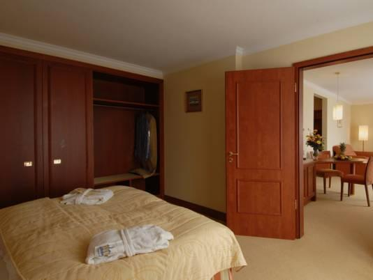 Suite in Attico (Penthouse Suite)