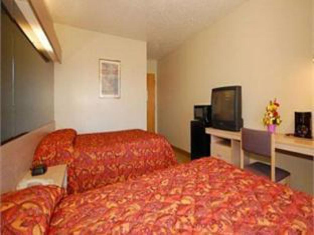 Double Economy - Bed Econo Lodge Sevierville