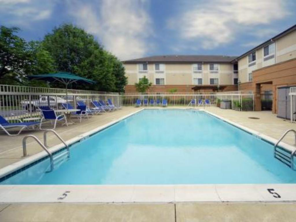 Schwimmbad Extended Stay America - Atlanta - Marietta - Wildwood