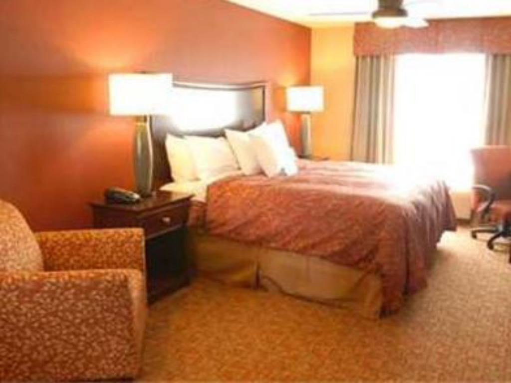 Studio King Bed - Guestroom Homewood Suites by Hilton Rock Springs