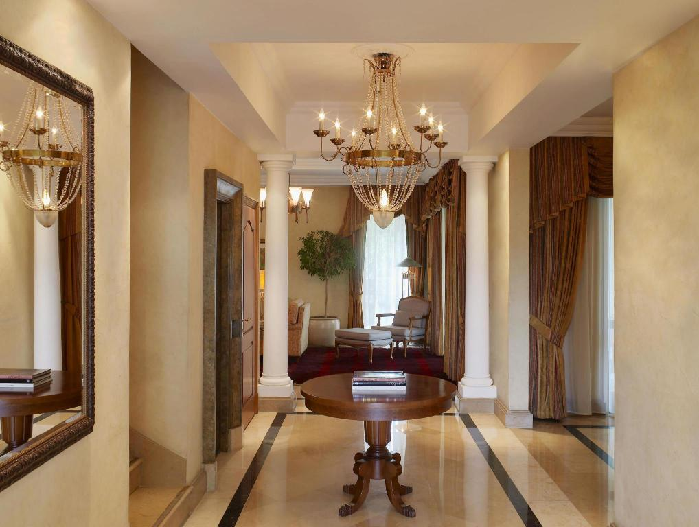 Interiér Sheraton Addis a Luxury Collection Hotel Addis Ababa