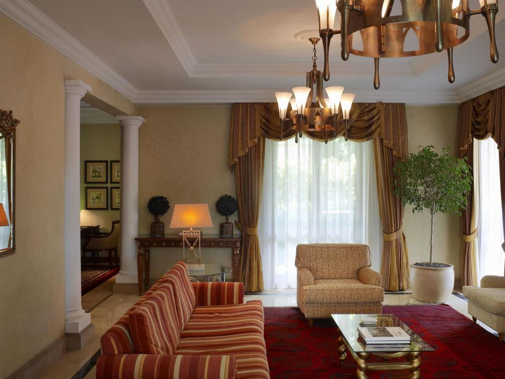 Lobby Sheraton Addis a Luxury Collection Hotel Addis Ababa