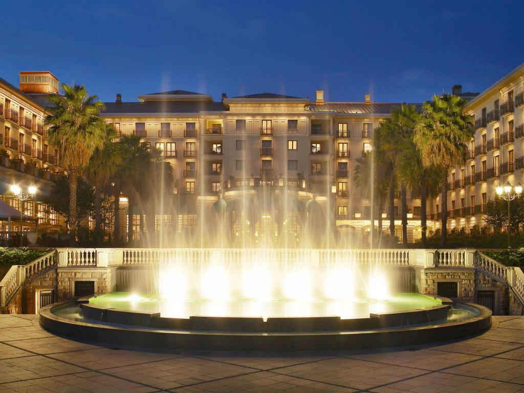 Sheraton Addis a Luxury Collection Hotel Addis Ababa