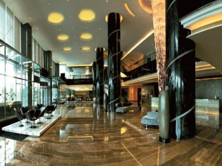 Lobby Swiss Grand Xiamen