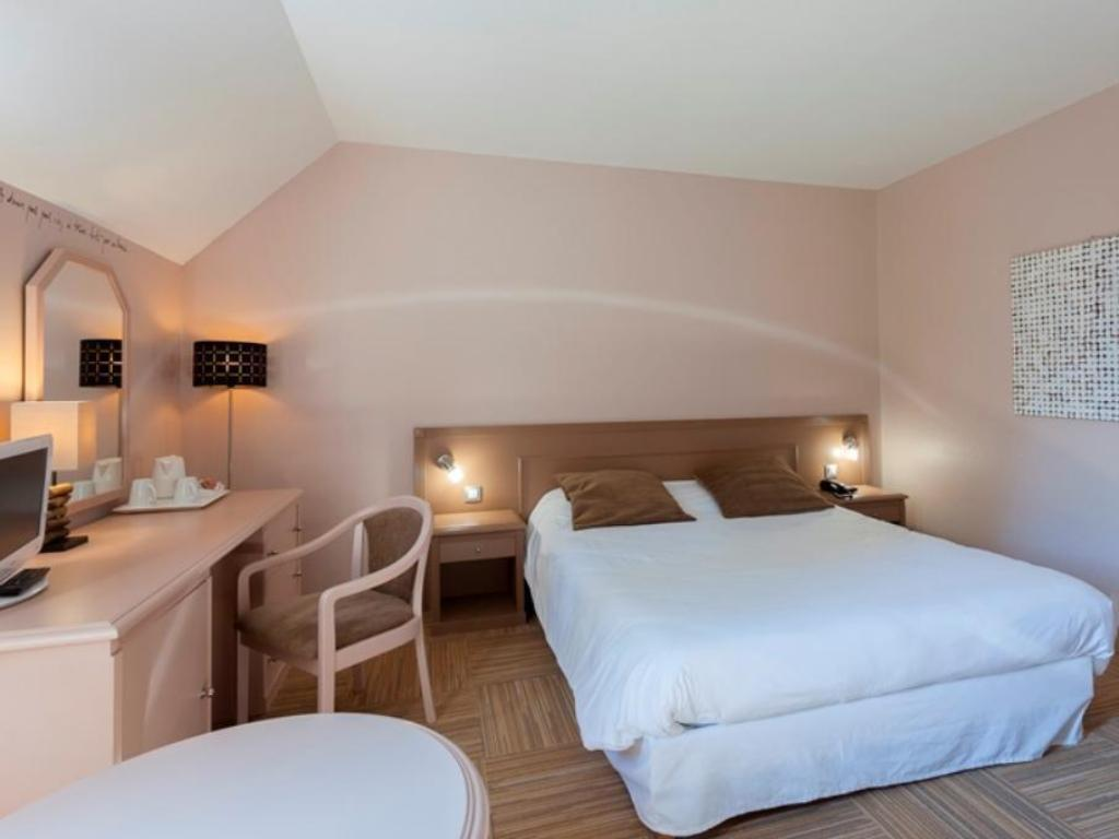 Quarto de casal Normandy Country Club
