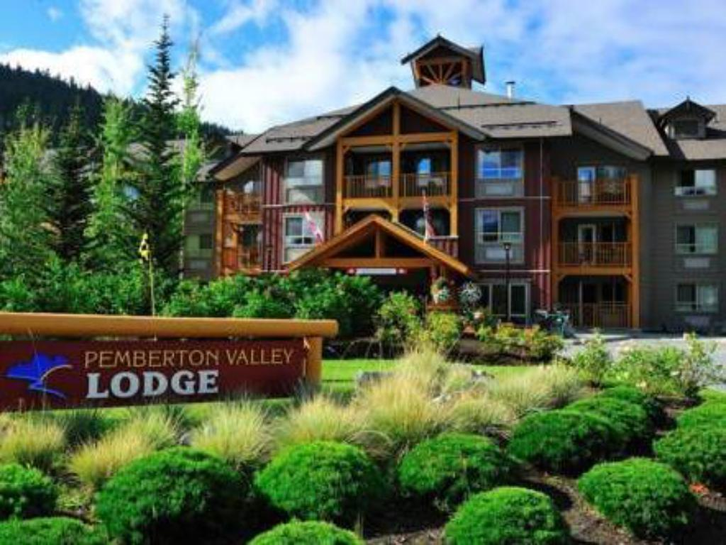 More about Pemberton Valley Lodge