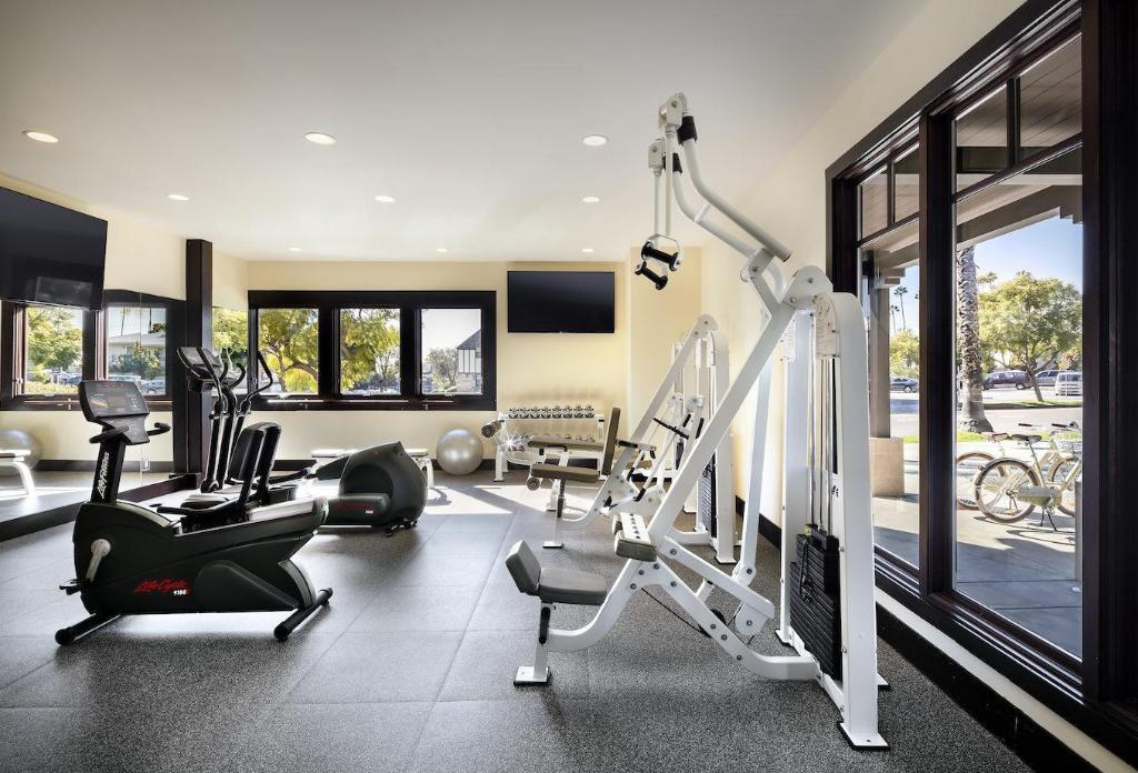 Fitness center The Ambrose Hotel