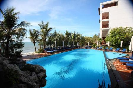 Swimming pool [outdoor] Novela Muine Resort & Spa