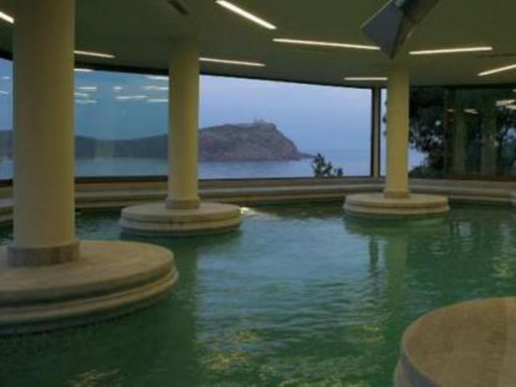 Bazén Cape Sounio Grecotel Exclusive Resort
