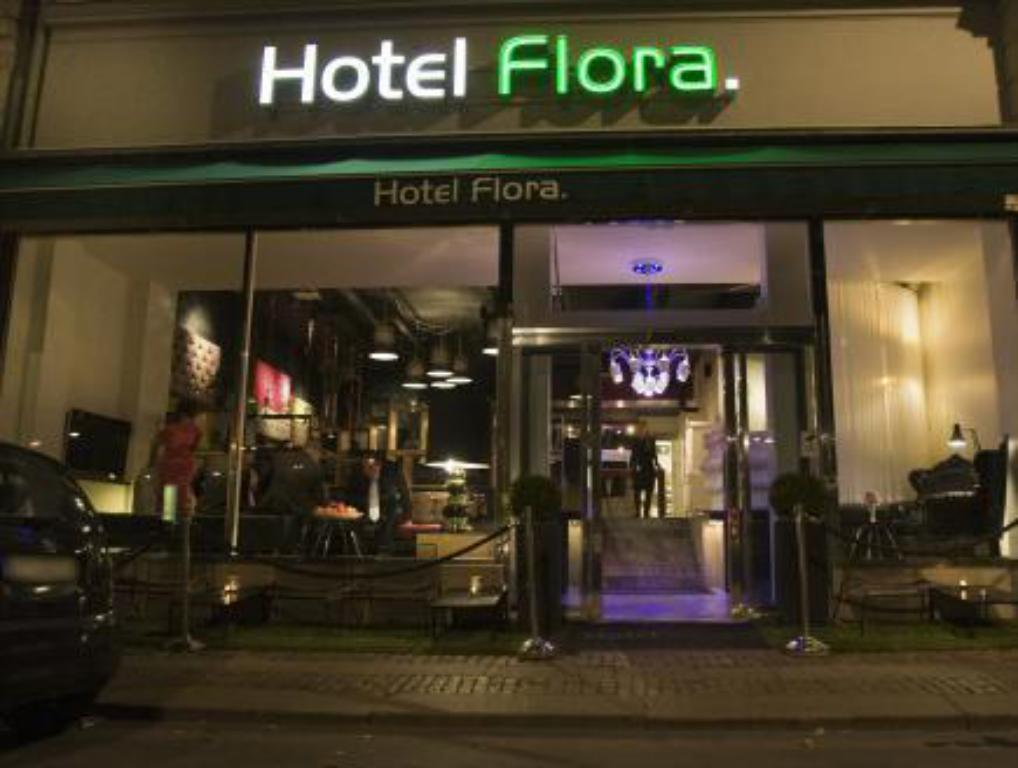 More about Hotel Flora
