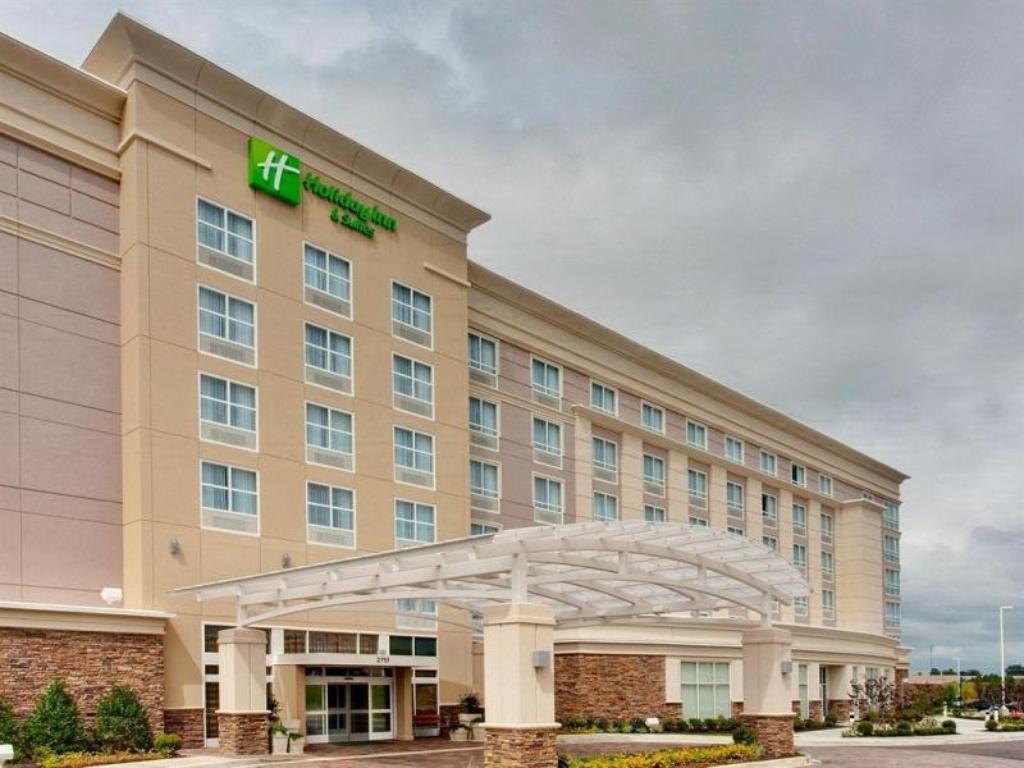 More About Holiday Inn Hotel Suites Memphis Wolfchase Galleria