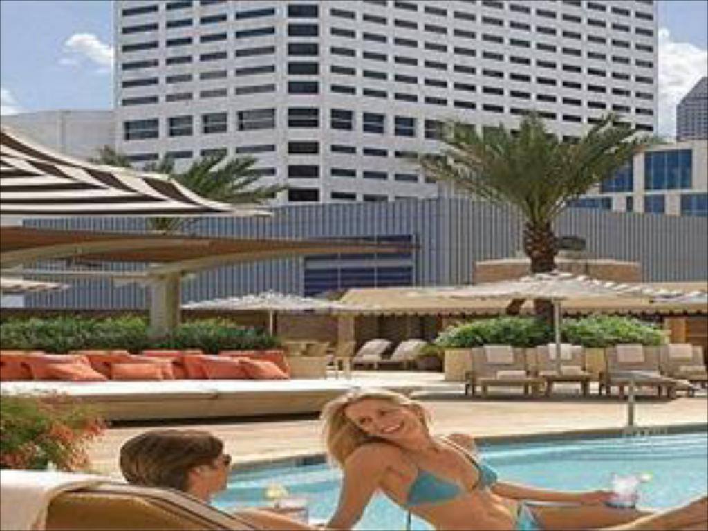 Piscina Four Seasons Hotel Houston
