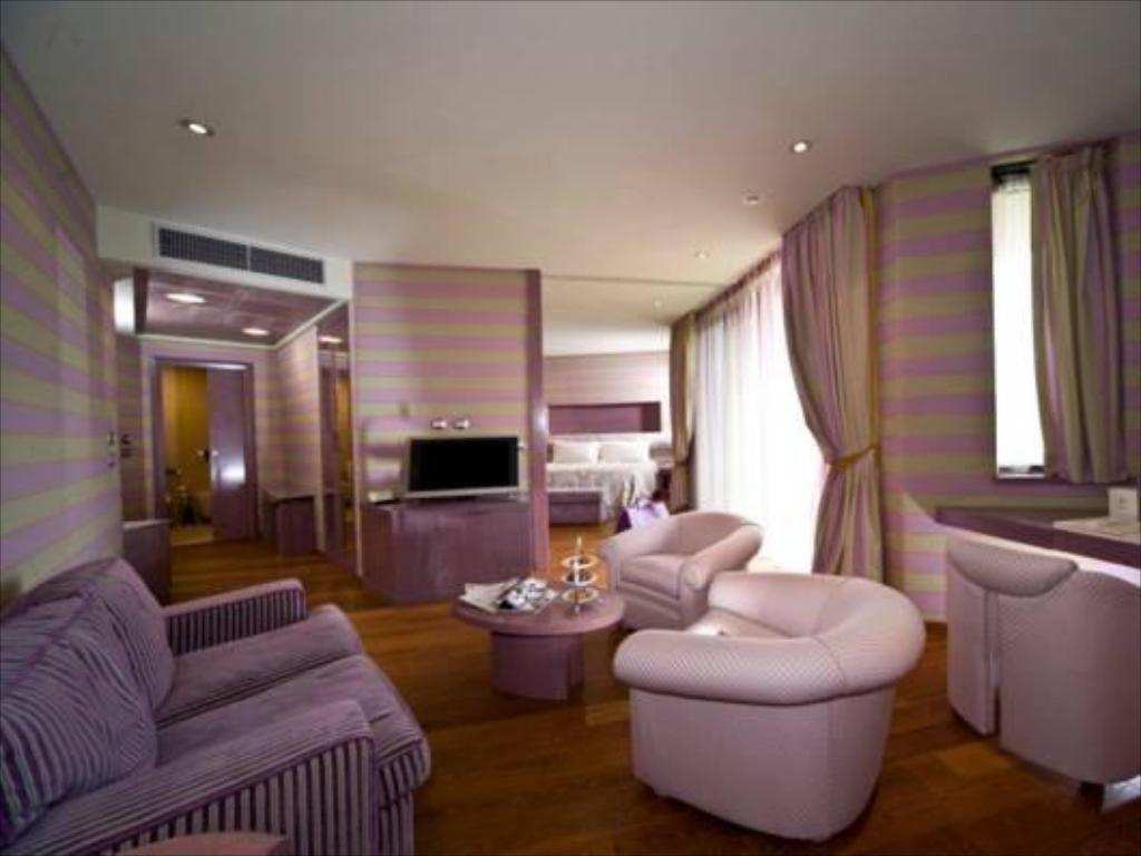 Interno Il Boscareto Resort and Spa