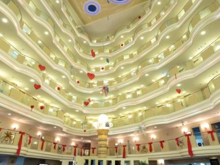 Interior view Eser Premium Hotel & SPA