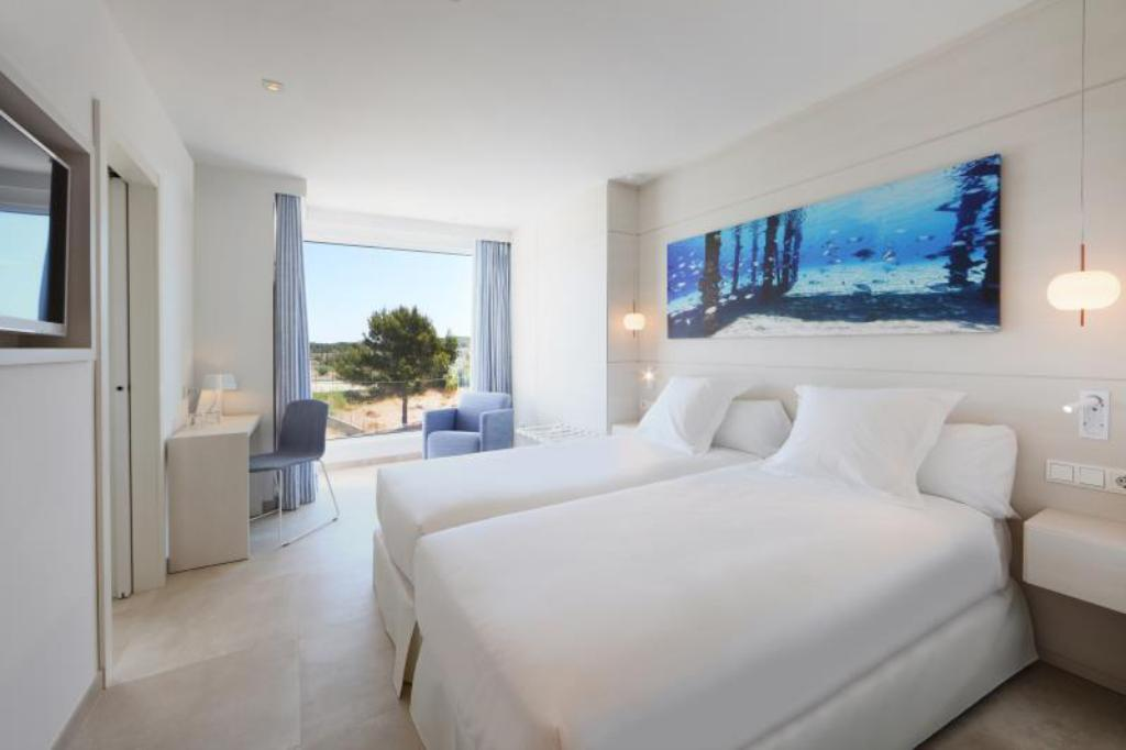 Double Partial Sea View Room
