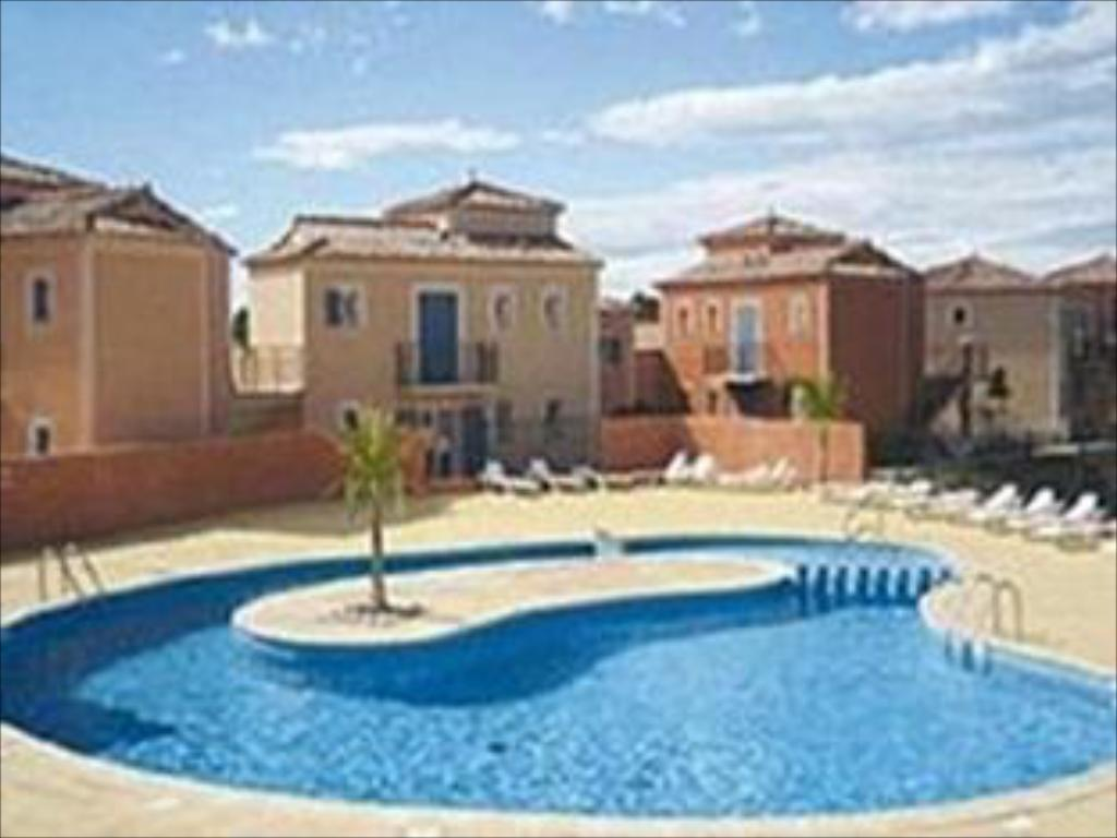 Swimming pool Residence Village d'Oc